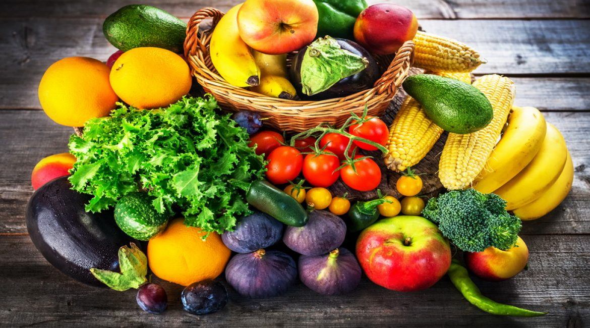 Fresh Fruit & Vegetables available at CJs